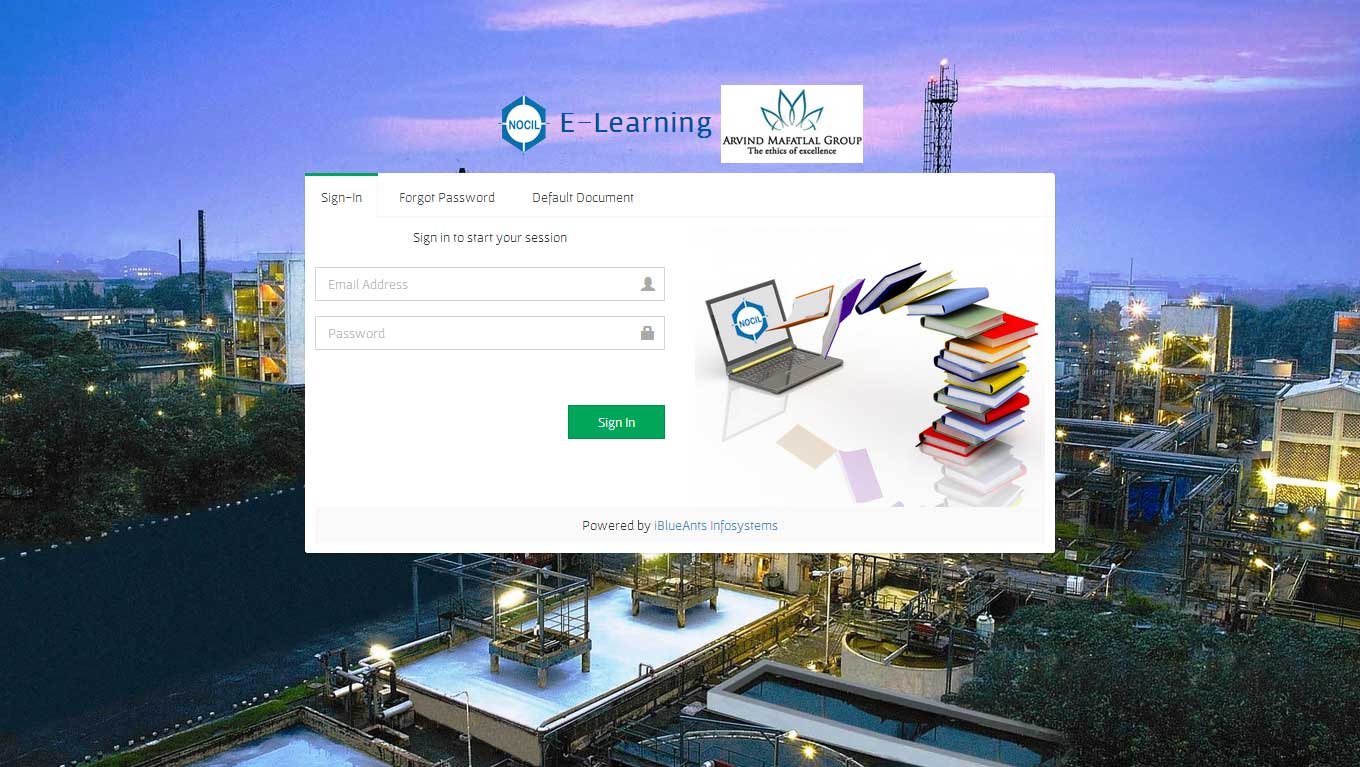 NOCIL E-Learning Portal